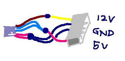 外付けHDD用電源を作る